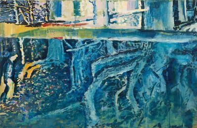 Vlad Yurashko, 'Night Forest', 2015-2016