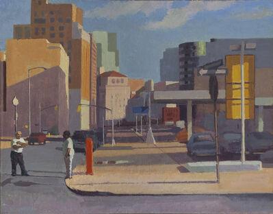 Tony Serio, 'Gas Station (morning)', 2002