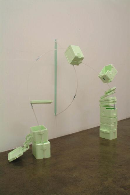 Shirley Tse, 'Camping at the Lab', 2003