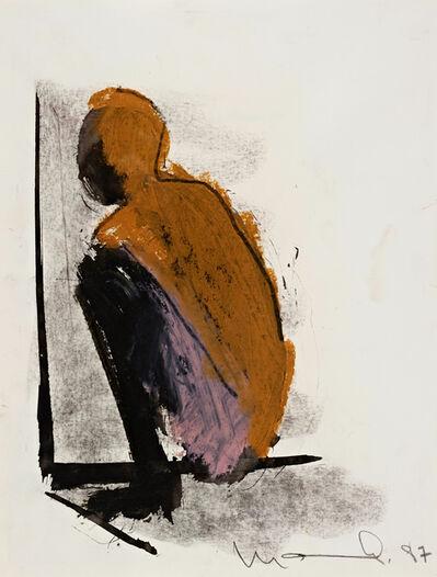 Manuel Neri, 'Acros de Geso Preparatory Drawing Study V', c. 1985