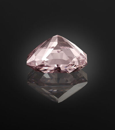 The Al Thani Collection, 'Agra diamond, India', before 1526-reworked 1880 and 1990