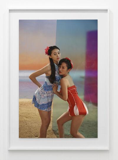 Yang Fudong, 'The Coloured Sky: New Women II, 6', 2014