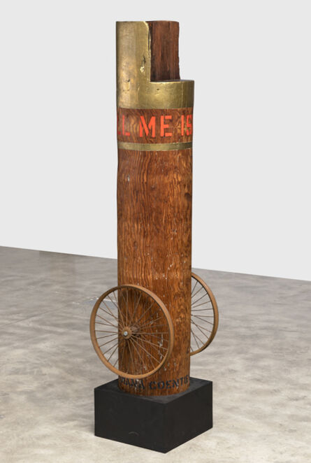 Robert Indiana, 'Call Me Ishmael', 1964