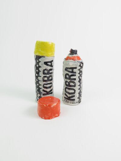 Rose Eken, 'Kobra Spray Can with Lid', 2018