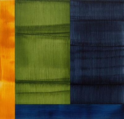 Ricardo Mazal, 'BA Study with Green 4', 2015