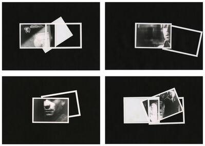 "John Stezaker, 'Four Corners (TV Fragments) II""', 1978"