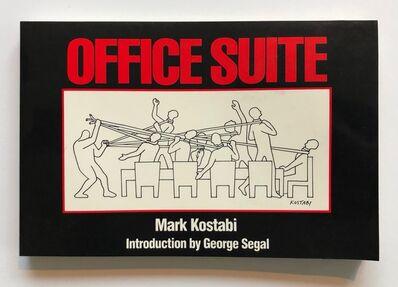 Mark Kostabi, 'Office Suite', 1986