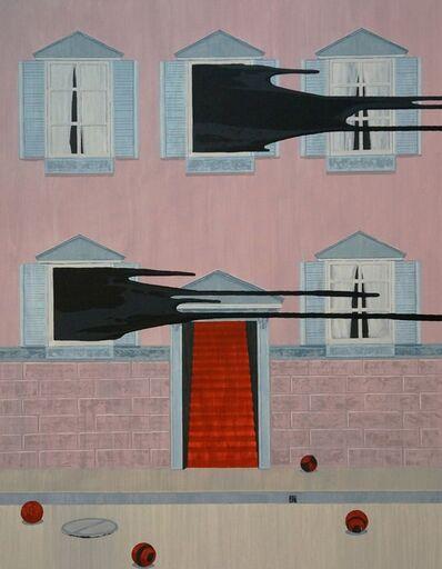Ivan Plusch, '4 Red Balls', 2016