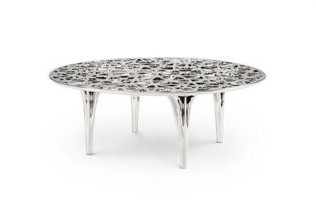 Janne Kyttanen, 'Sedona Lounge Table (Polished Stainless Steel)', 2014