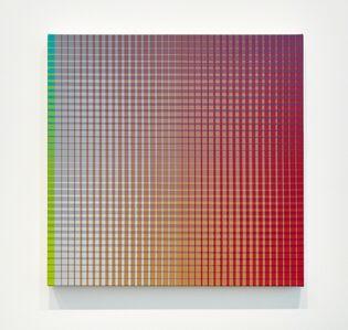 Sanford Wurmfeld, 'II-12 (LN-RO/N-R) + B/1(G)', 2018