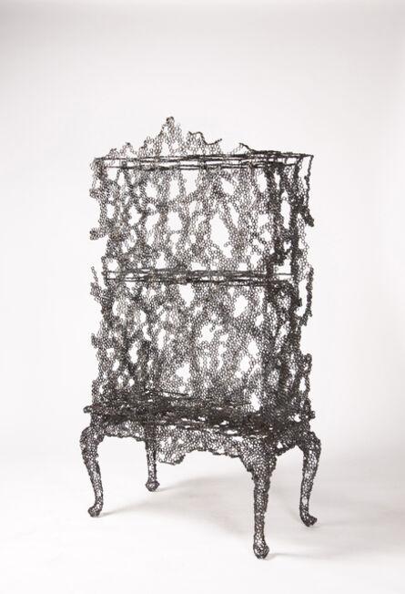 Tuomas Markunpoika, 'Cabinet, from Engineering Temporality series', 2012
