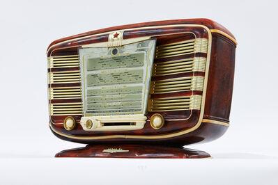Unknown Designer, ''Zvezda', Luxurious Radio ', 1954-1959