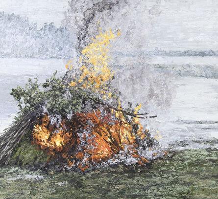 Matt Bahen, 'Set Upon the Shore for Those who Wonder and For Those Who Wonder Not', 2014