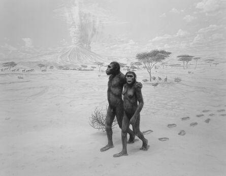 Hiroshi Sugimoto, 'Earliest Human Relatives', 1994