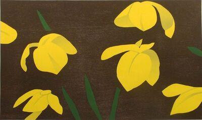 Alex Katz, 'Yellow Flags', 2013