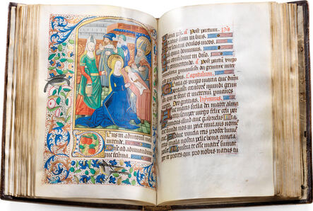 European Works of Art, 'The Hours of Françoise de Foix (use of Bayeux)', c. 1480-1490