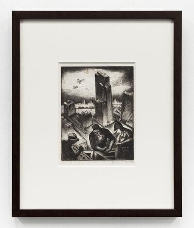 James Wells, 'Builders', 1938