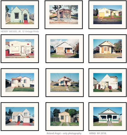 Henry Wessel, 'Real Estate', ca. 1993