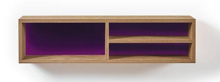 Donald Judd, 'Untitled (92-4 Ballantine)', 1992