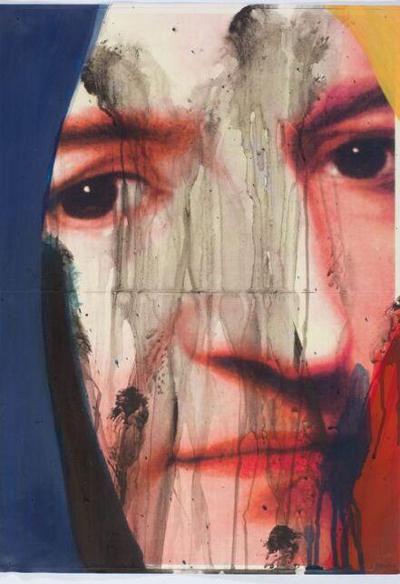 Arnulf Rainer, 'Ohne Titel', 2012