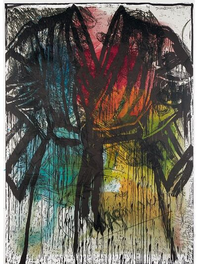 Jim Dine, 'The Chief of Police (3)', 2019