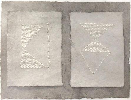 Janine Brown (California), 'Raffia Journal VII', 2015