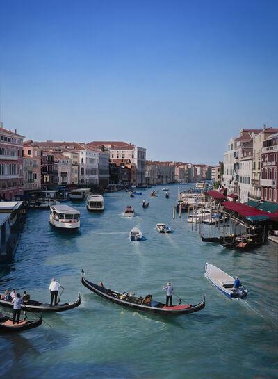 Christian Marsh, 'Rialto Bridge, Venice'