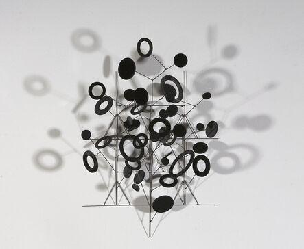 Warren Seelig, 'Shadowfield/ Colored Light/ Black', 2018