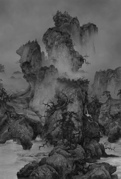 Yang Yongliang 杨泳梁, 'Early Spring', 2019