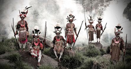 Jimmy Nelson, 'XV 78 // XV Papua New Guinea', 2010