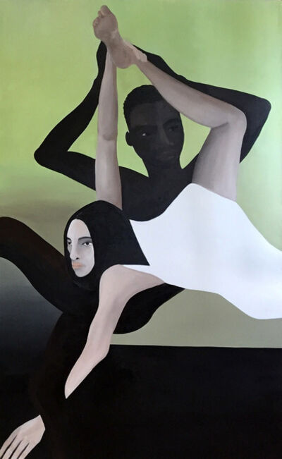 Rebecca Brodskis, 'Attrape moi si tu peux, 1', 2019