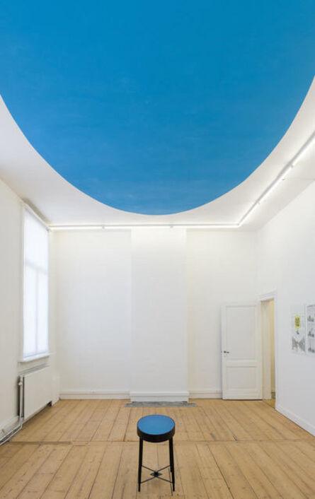 Adrien Tirtiaux, 'L'Autre pouvoir de l'ellipse', 2018