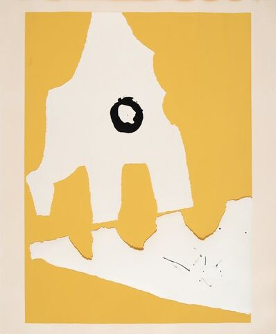 Robert Motherwell, 'Untitled, from X + X (Ten Works by Ten Painters)', 1964