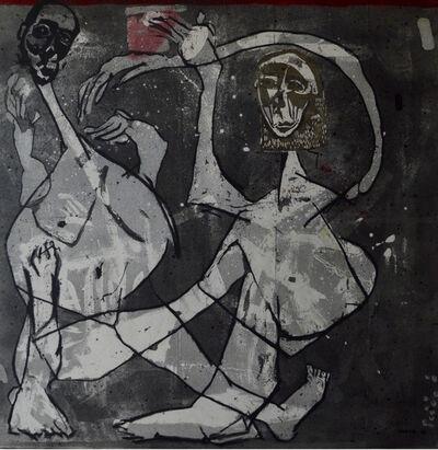 Alaa Sharabi, 'Dancing', 2018