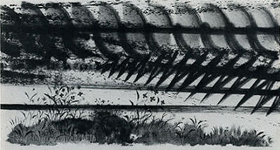 Morris Graves, 'Spring with Machine Age Noise, No. 4', 1957