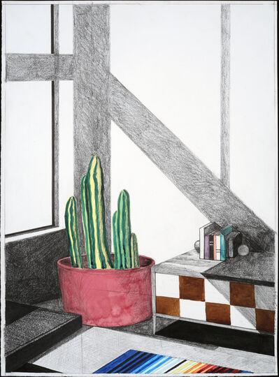Erik Parra, 'Get the Throw', 2018