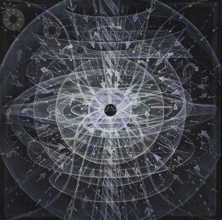 Casey Cripe, 'Black Hole (v.1.1)', 2015