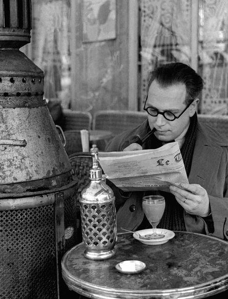 Fred Stein, 'Café ', 1935