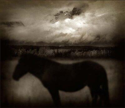 Jack Spencer, 'Dark Horse, Wyoming', 2005