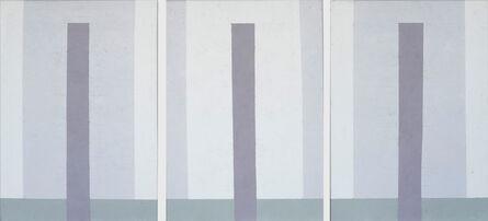 Nikita Alexeev, 'Tutrtle Trees. A triptych', 2013
