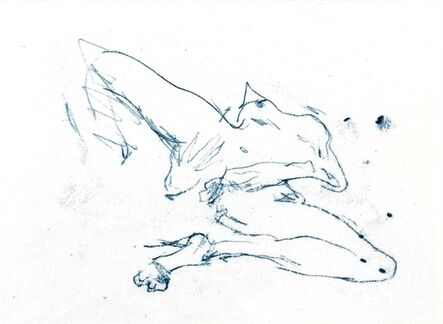 """Tracey Emin, 'TRACEY EMIN """"SUFFER LOVE 2"""" HS & NUMBERED BY ARTSIT', 2009"""