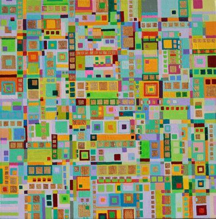 Andrew Chalfen, 'Pastel City', 2012