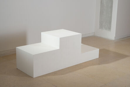 Wilfredo Prieto, 's/t (Pedestal)', 2014