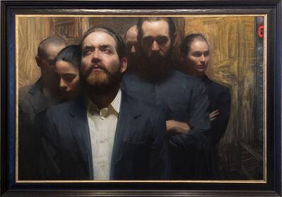 Nick Alm, 'Elevator', 2017