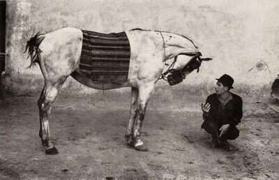 Josef Koudelka, 'Romania (Gypsy with Horse)', 1968