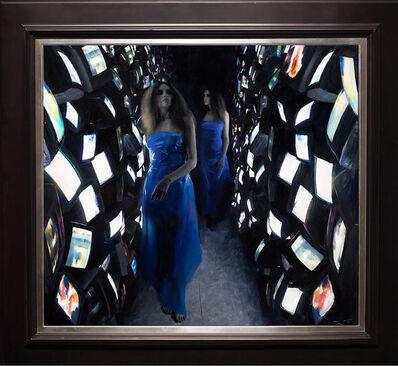 Casey Baugh, 'Videodrome', 2013