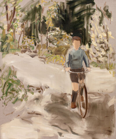 Gideon Rubin, 'Untitled (Bike Ride)', 2018