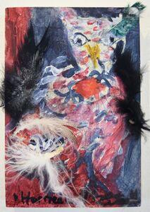 Lita Goldberg, 'Horned Owl and Babies', 2018