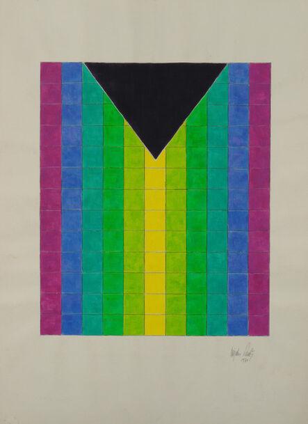 Alejandro Puente, 'Poncho', 1971