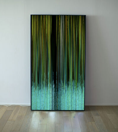Daniel Canogar, 'Exchange', 2017